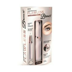 Flawless brows new finishing touch.
